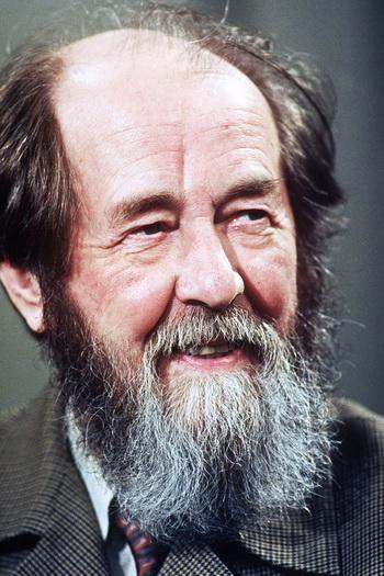 Кем был Солженицын