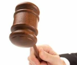 Закон, судья